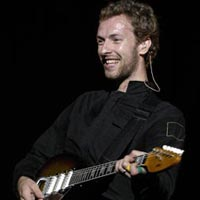 Chris Martin: 'Electing Barack Obama As President Would Change The World'