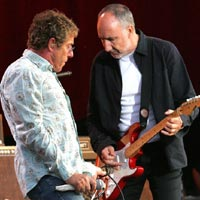 The Who's Pete Townshend: 'Downloading Music Is Heartl