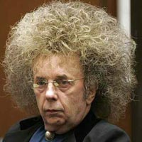 Phil Spector May Kill Himself Warns His Biographer