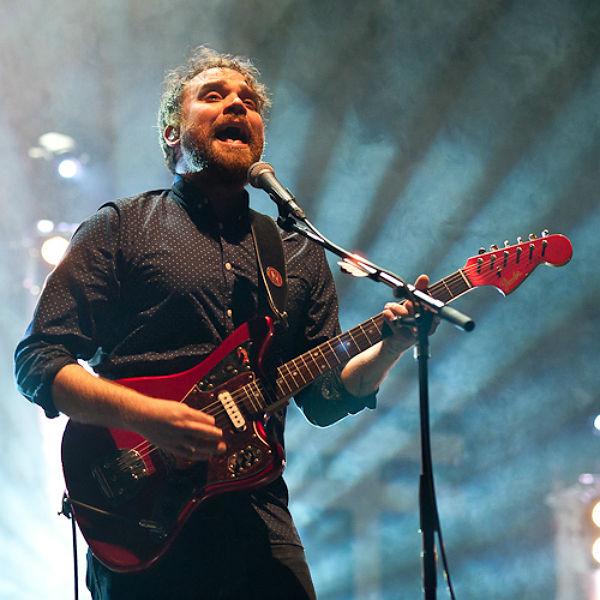 Frightened Rabbit hit back at trolls with Furry Brick Built Men tshirt