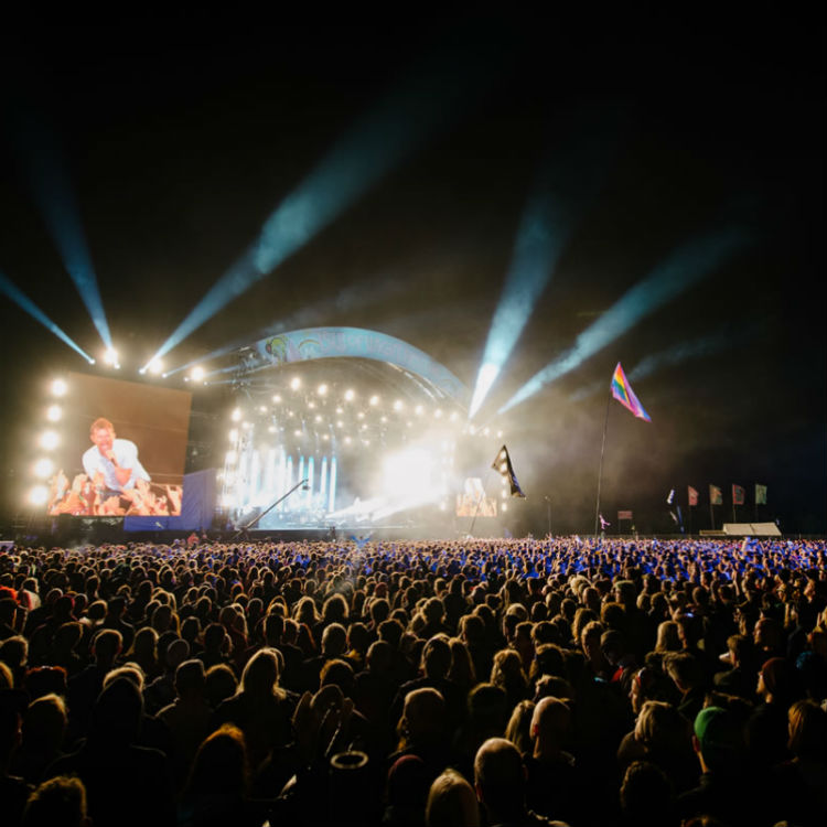 Isle Of Wight Festival competition terms & conditions