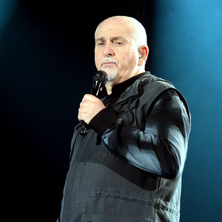 Peter Gabriel — Прослушивание музыки, просмотр видео