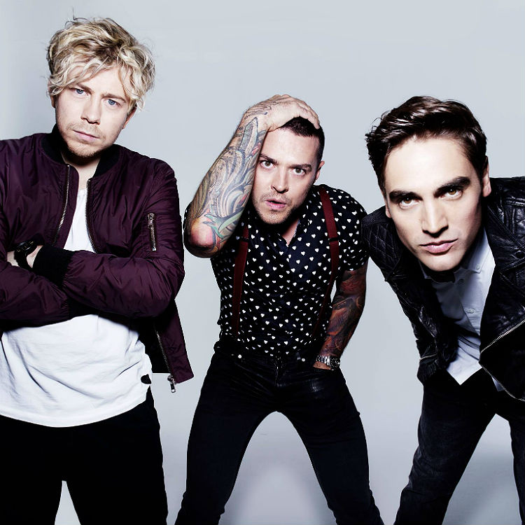 Busted new song 2016, Coming Home, tour dates 2016