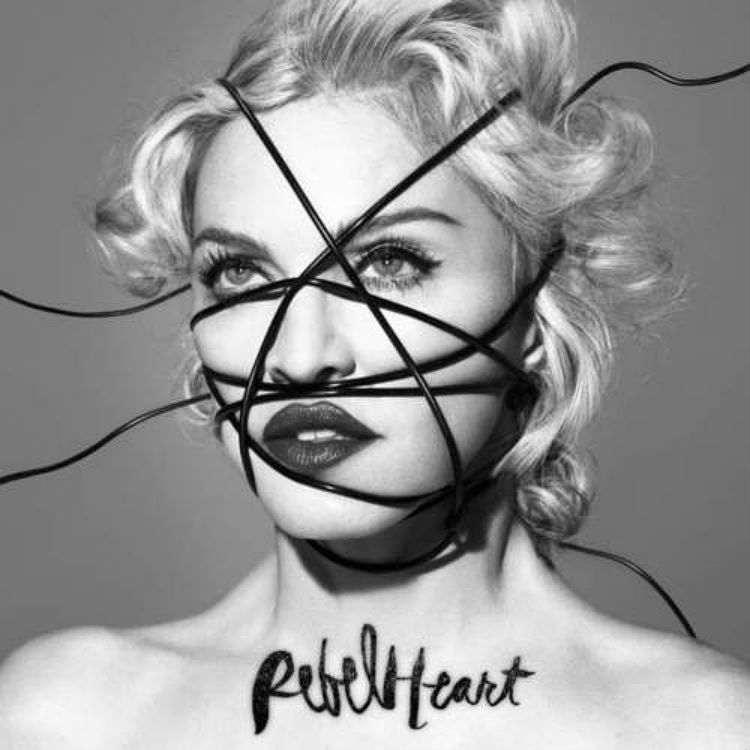 Madonna Rebel Heart leak reveals Lady Gaga diss