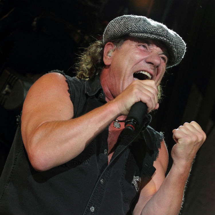 Brian Johnson could rejoin ACDC says in-ear inventor Ambrose