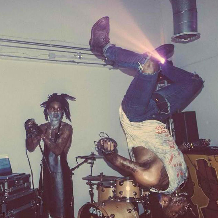 The Great Escape Brighton festival 2015 review, Ho99o9, The Big Moon