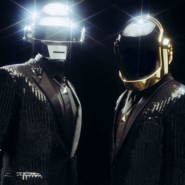 Daft Punk to make rare US TV appearance The Colbert Report