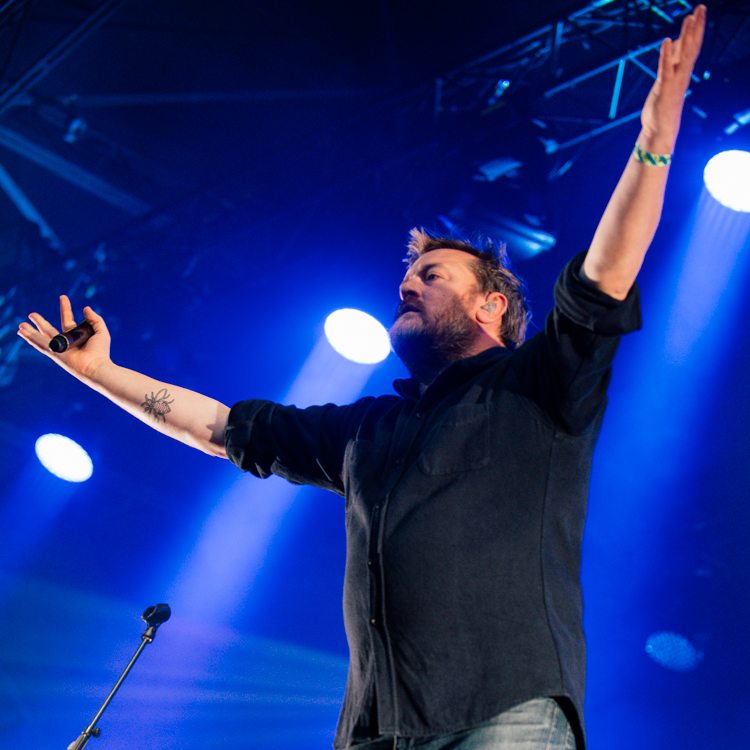 Elbow Kendal Calling photos, review, setlist