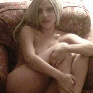 Lady Gaga's naked ARTPOP recording sessions revealed