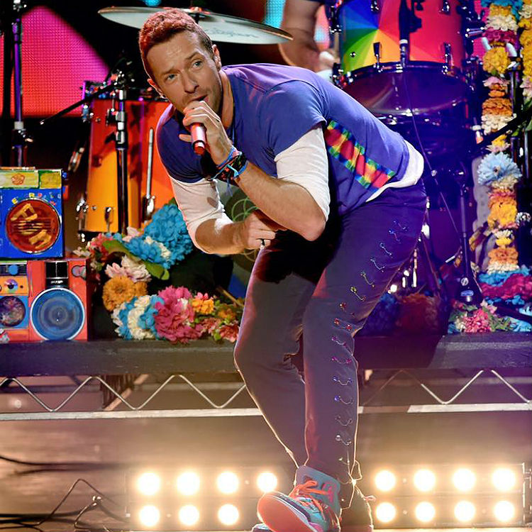 Radio 1's Big Weekend location Exeter, lineup announcement, Coldplay
