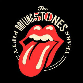 The Rolling Stones update iconic logo for 50th anniversary