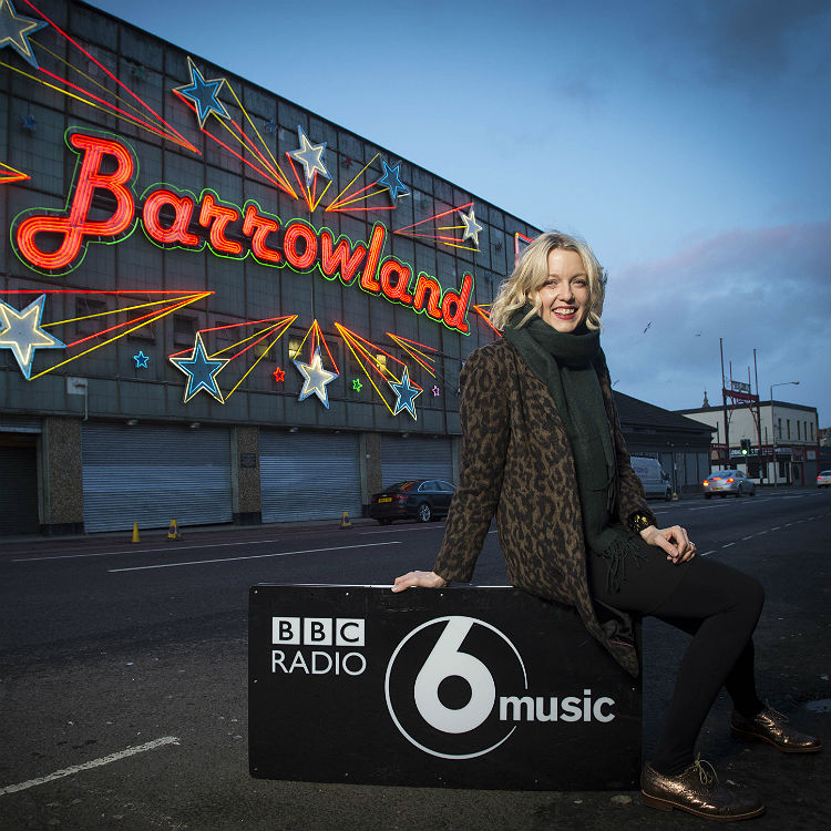 Glasgow to host BBC 6 Music Festival