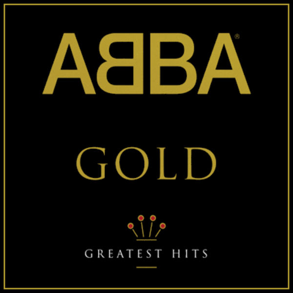 Queen Greatest Hits Album Cover ABBA Gold outse...