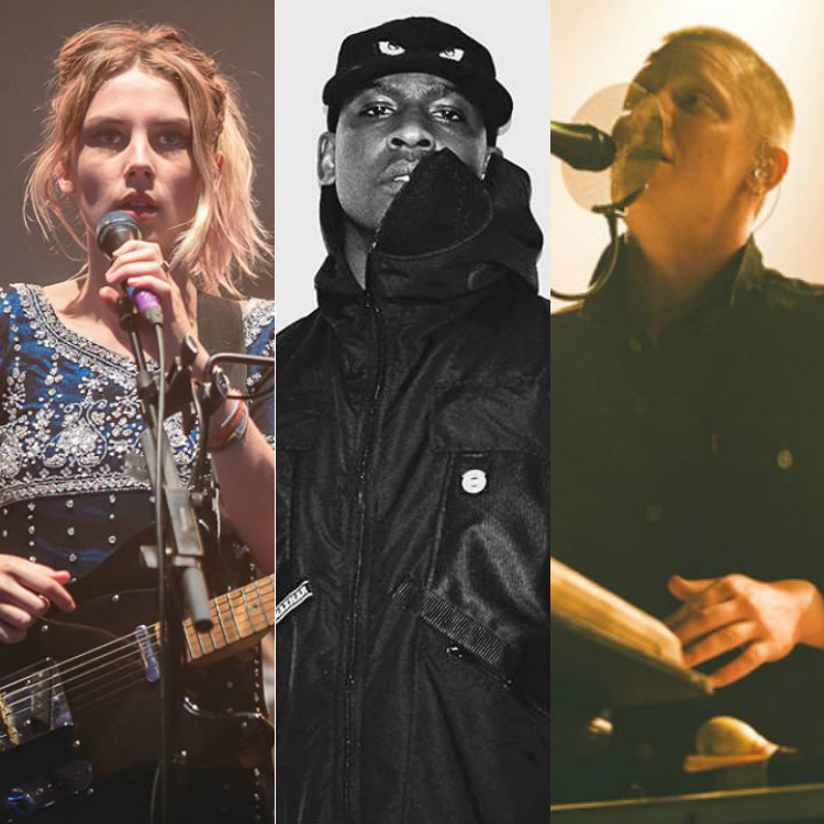 Wolf Alice, Skepta and Jungle clean up at AIM awards 2015