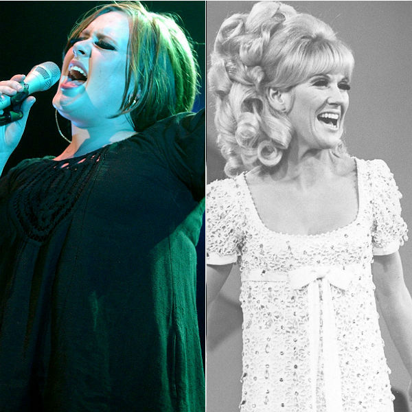 Adele to return to music to play Dusty Spingfield in movie?