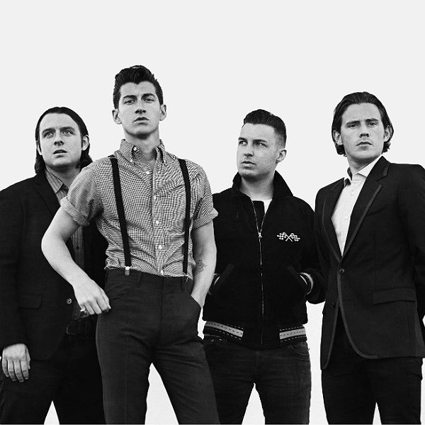 Arctic Monkeys' AM voted Album Of The Year, 2013