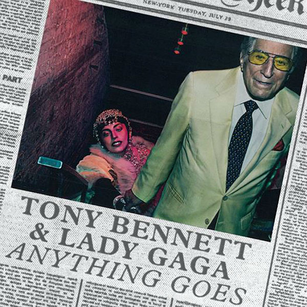 Listen: Lady Gaga and Tony Bennett reveal 'Anything Goes'