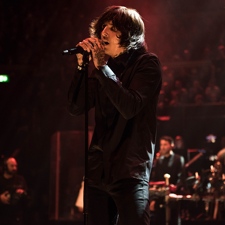 Bring Me The Horizon live gig review Royal Albert Hall