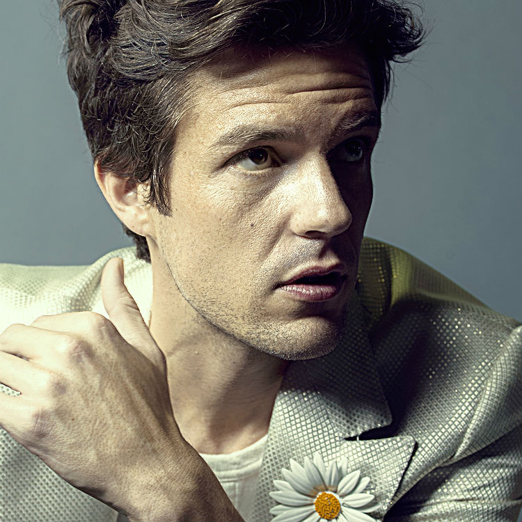 Brandon Flowers at No.1 in UK albums chart with Desired Effect