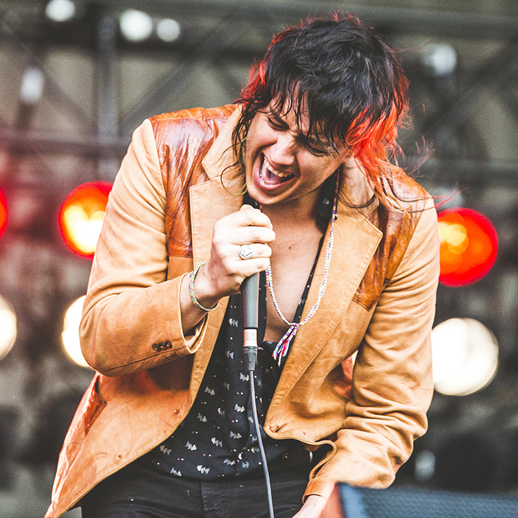 The Strokes Hyde Park British Summer Time report, photos, setlist