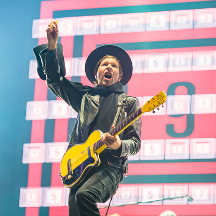 Beck plays Best Kept Secret ahead of Glastonbury - photos and setlist