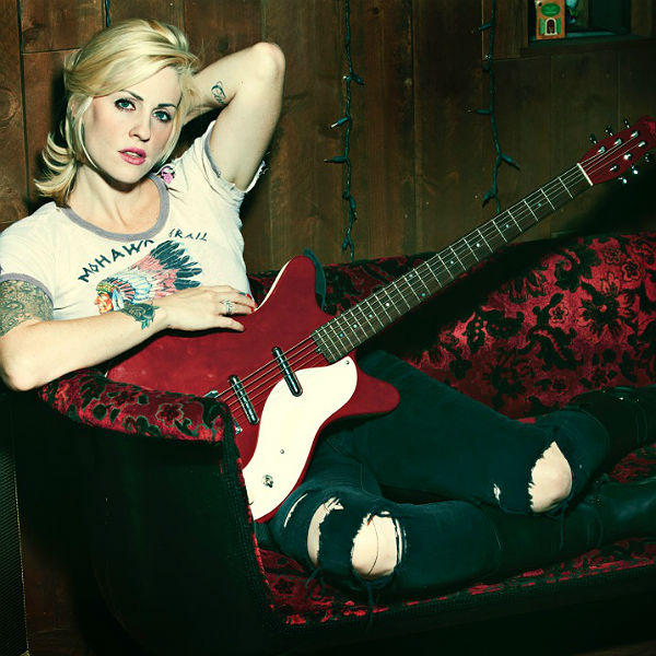 Brody Dalle reveals new single, 'Meet The Foetus'