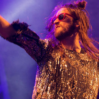 The 12 best bits from day one at Optimus Alive
