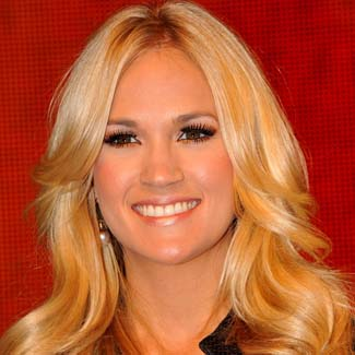 Carrie Underwood: 'I'm nothing like Taylor Swift'