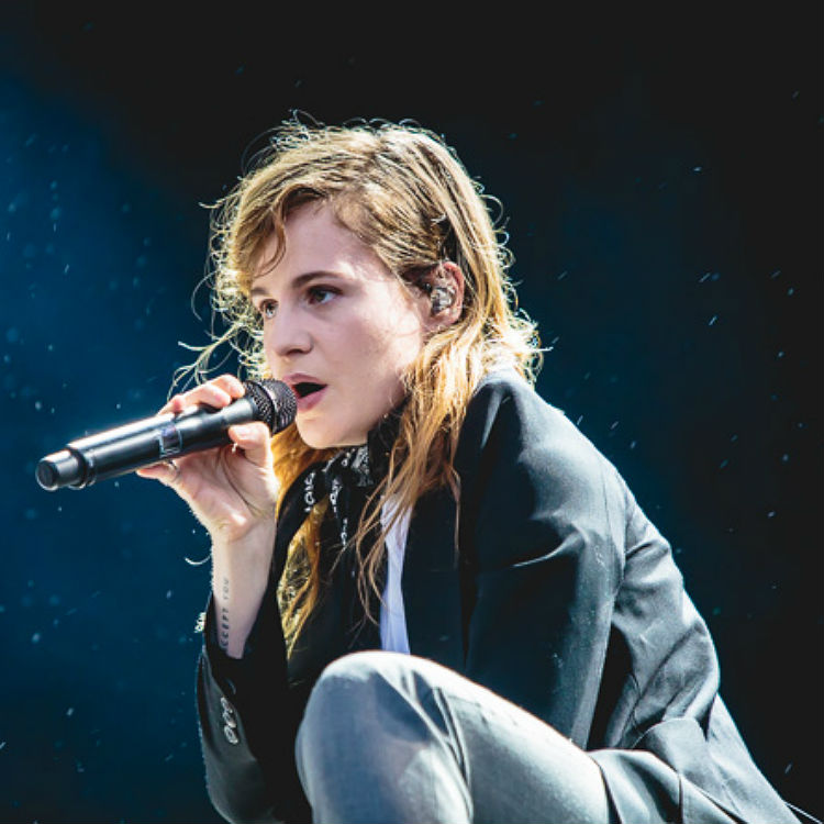 Christine & The Queens live tour at Best Kept Secret - in photos