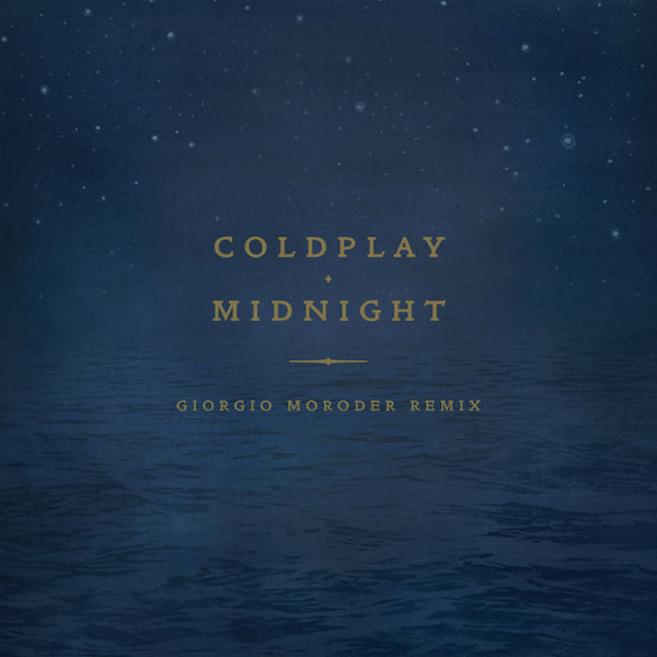 Listen: Giorgio Moroder puts disco spin on Coldplay's 'Midnight'