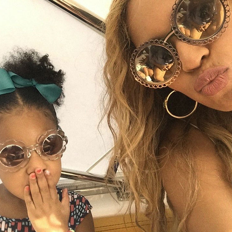 Beyonce and Blue Ivy will feature on Coldplay Head Full of Dreams