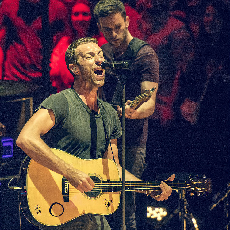 Coldplay announce new album A Head Full Of Dreams