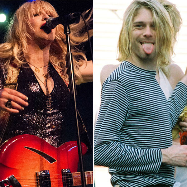 Courtney Love to sue ex-attorney for Kurt Cobain fraud claims
