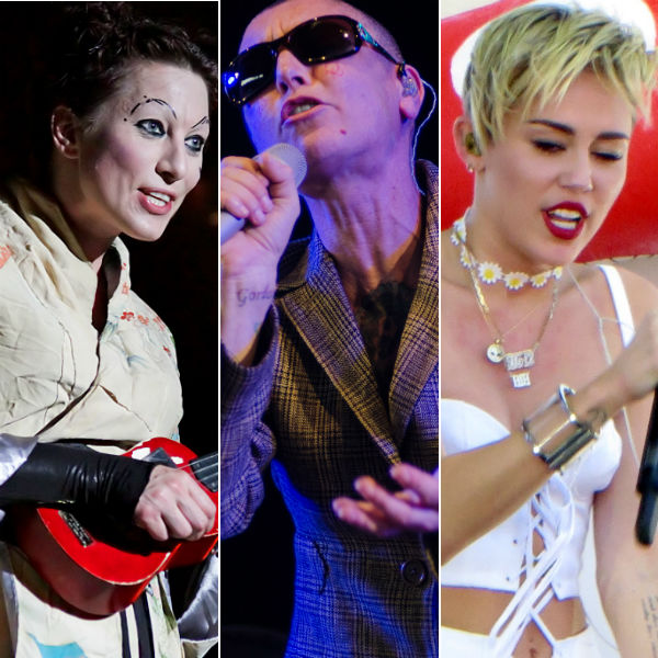 Amanda Palmer pens open letter to Sinead O'Connor about Miley Cyrus