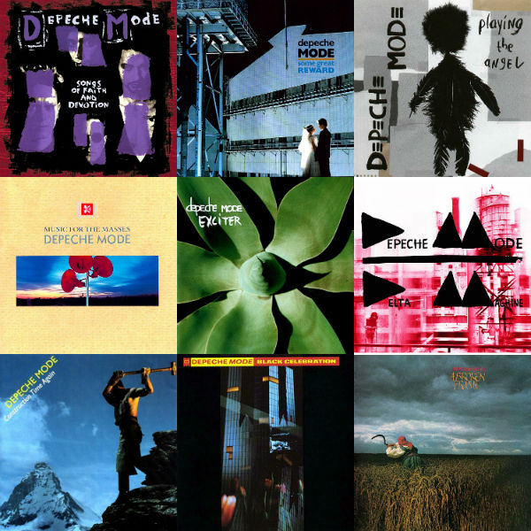Poll: what is the best Depeche Mode album of all time?