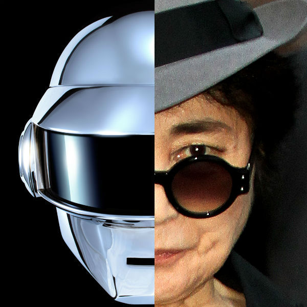 Spoof of Yoko Ono 'covering' Daft Punk's 'Get Lucky' appears online