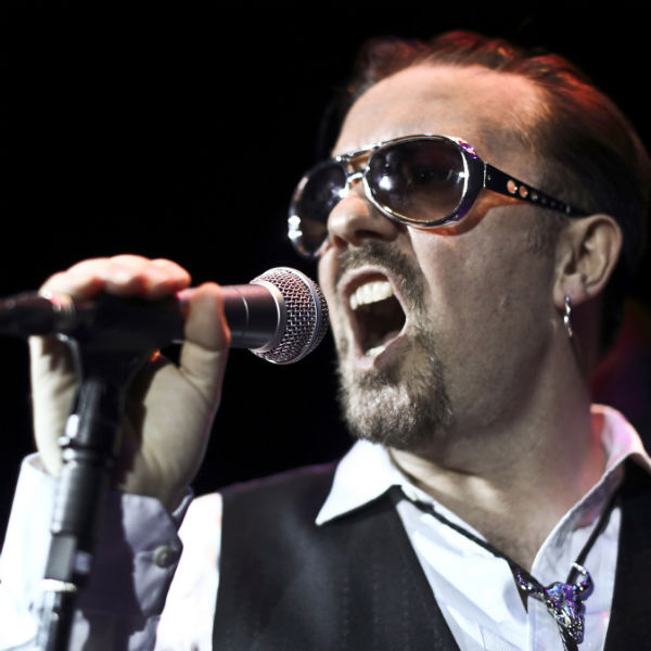 David Brent - Life on the Road trashed by critics