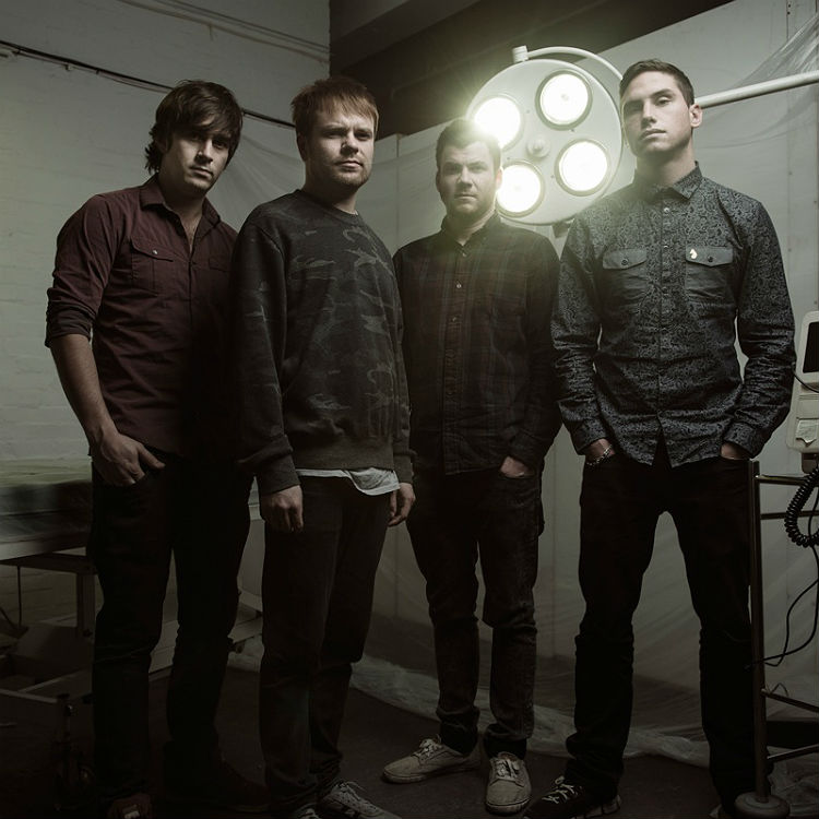 Enter Shikari: 'Change comes from the bottom up'