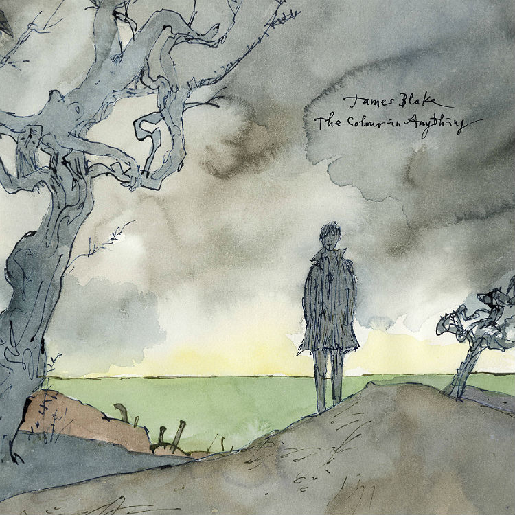 James Blake releases new album, Colour In Anything, Frank Ocean