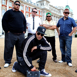 Fat Freddy's Drop: 'We're a delicious, absinthe-laced dream'