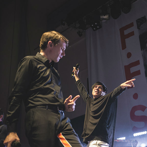 FFS Franz Ferdinand Sparks Troxy London review photos setlist
