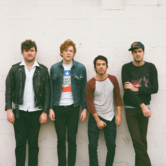 FIDLAR: 'Write a song about something you love. It is that easy'