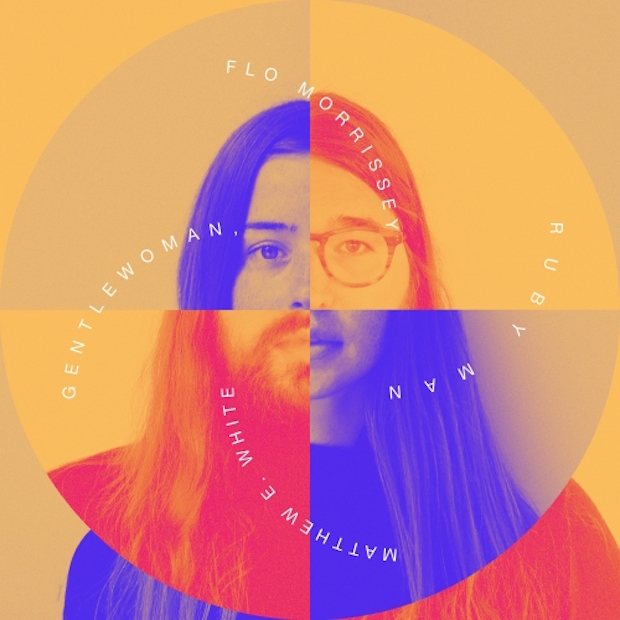 Flo Morrissey and Matthew E. White Gentlewoman, Ruby Man