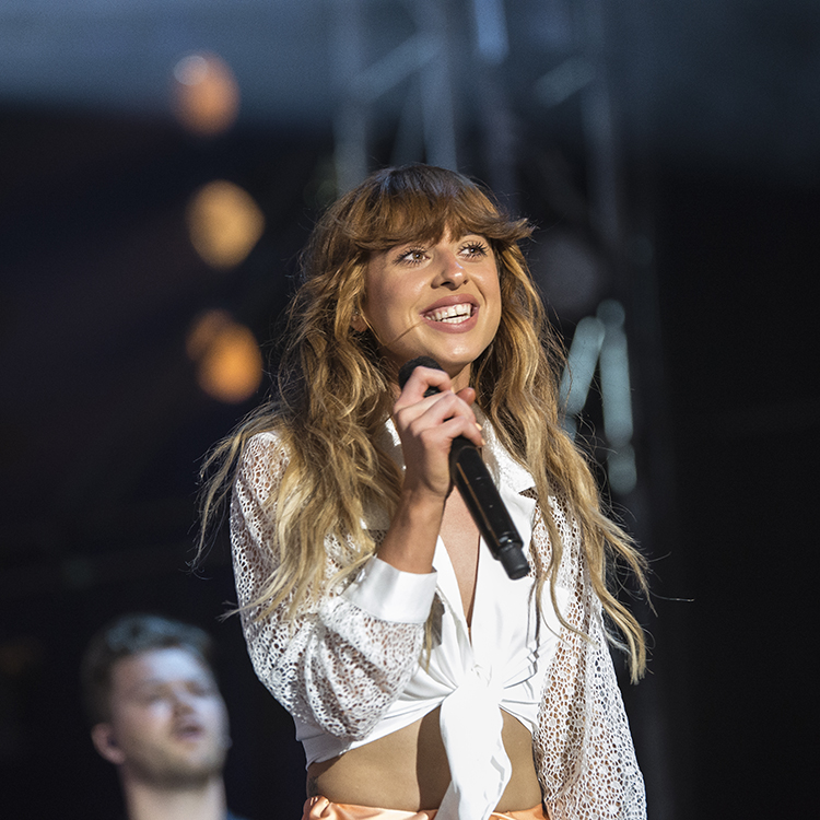 Photos of Isle of Wight Festival day 2