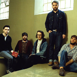 Frightened Rabbit: 'We've not turned into Snow Patrol'