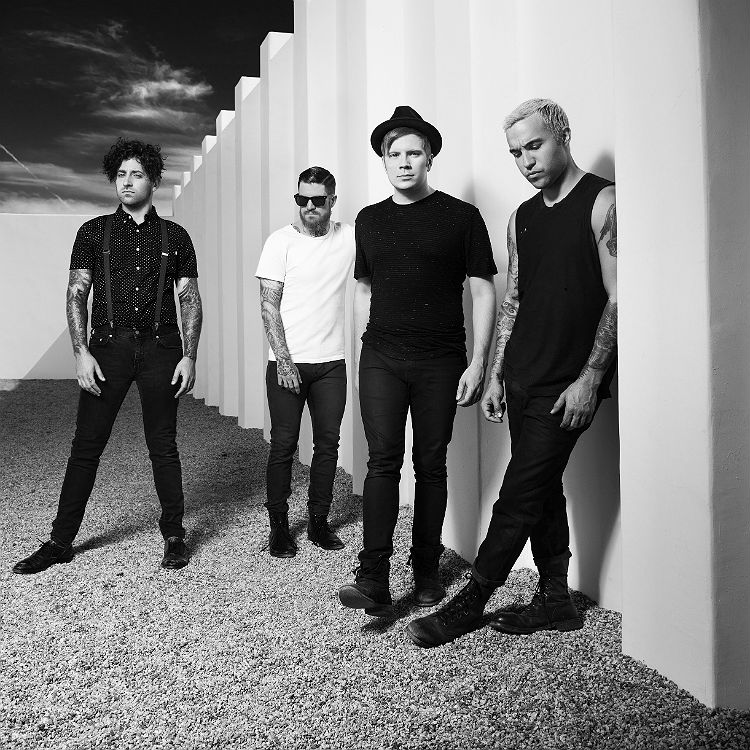 Fall Out Boy on Larry David, lyrics and Star Wars