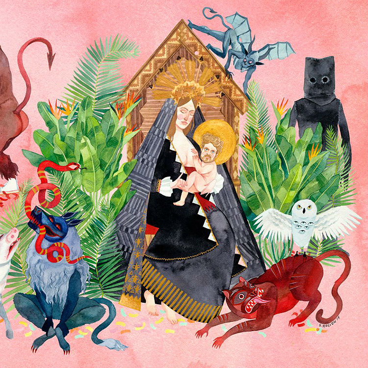 Father John Misty I Love You Honeybear review