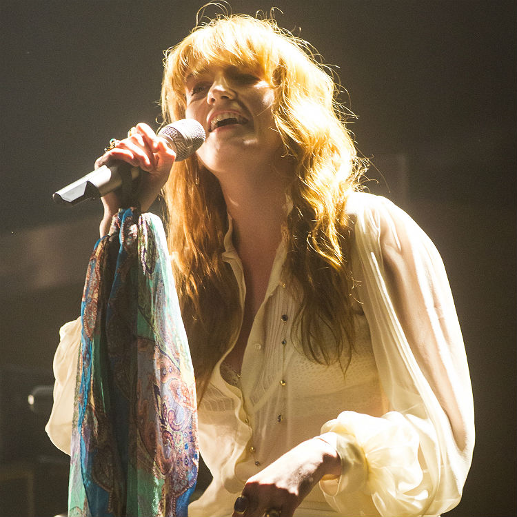 Neil Young mistook Florence Welch as a 'man with a high voice'