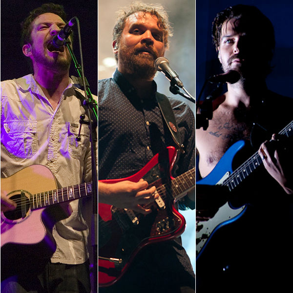 Frank Turner: 'Biffy and Frightened Rabbit are a huge inspiration'