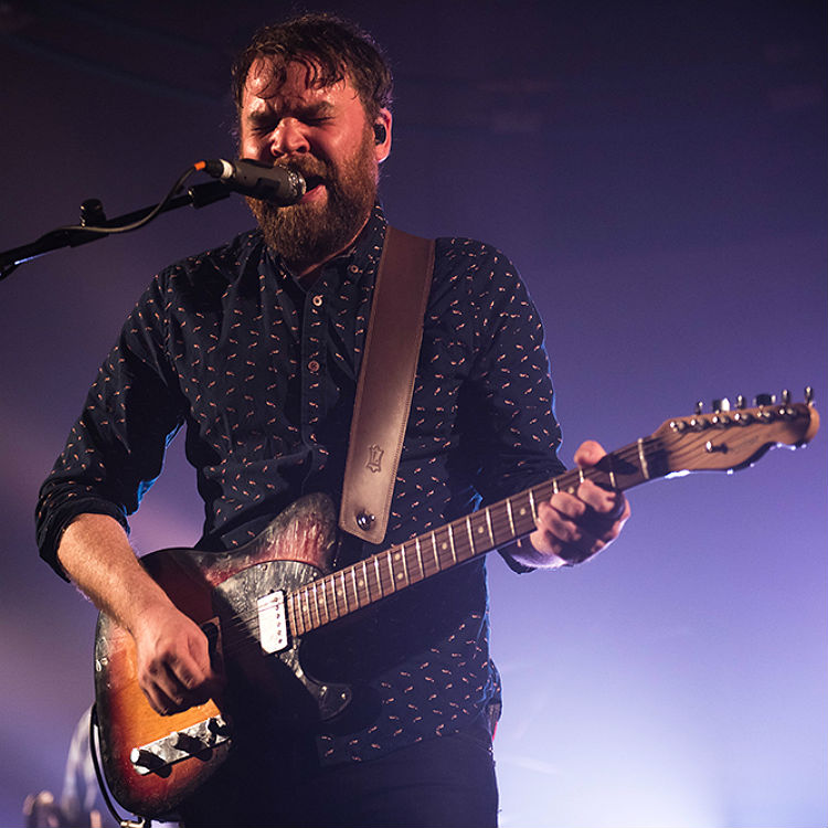 Get Out, Frightened Rabbit Painting Of A Panic Attack UK tour tickets